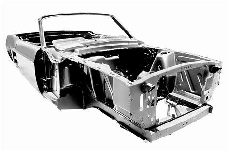 Mustang Auto Body Parts by Classic Car Body 1967 Ford Mustang Convertible
