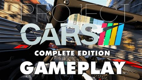 Ps4 Project Cars Complete Edition Reg 1 All project cars complete edition ps4 gameplay