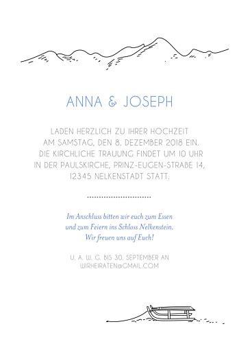 Hochzeitseinladungen Winterhochzeit by Hochzeitseinladung Winterhochzeit Atelier Rosemood