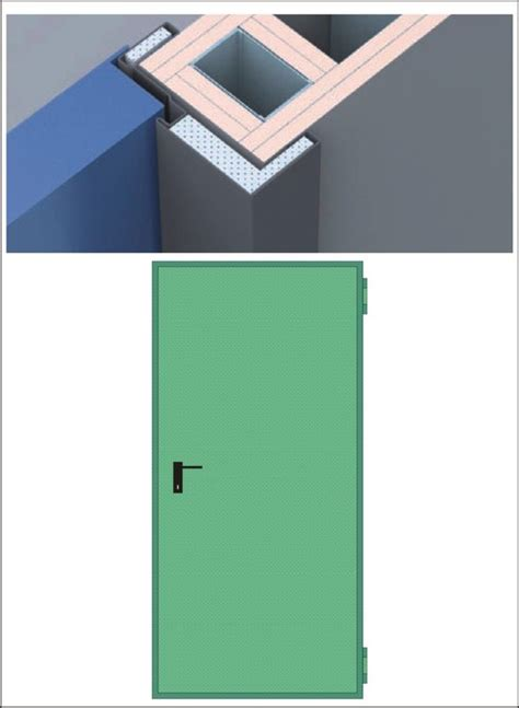 porte antincendio rei 120 porte tagliafuoco rei 120 per pareti in cartongesso da 125