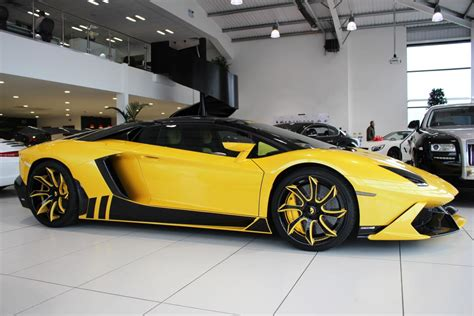 lamborghini custom gold custom lamborghini aventador from mooning incident for