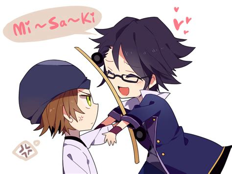 Kipas K Project Chibi Fushimi misaki fushimi project k k project anime and otaku