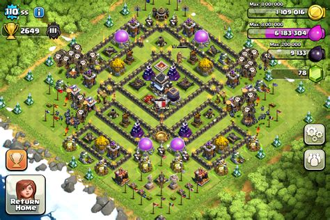 Th9 clyde clan headquarters