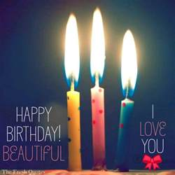I Love You Birthday Quotes by Cute And Romantic Birthday Wishes With Images Quotes And