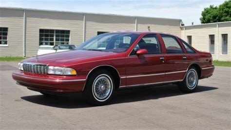 reader find low mileage caprice classic