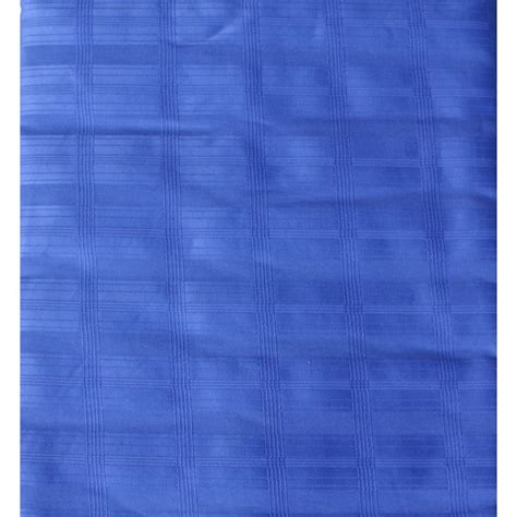 blue patterned voile atiku for occassion