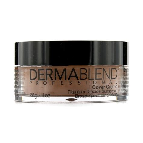 Dermablend Cover Creme cover creme broad spectrum spf 30 high color coverage