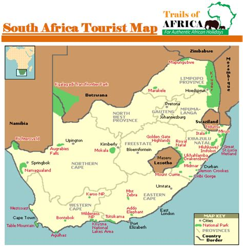 south africa map quiz south africa safaris trails of africa safaris