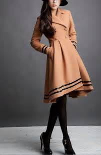 camel colored coat womens chat noir style savvy beautiful wool and