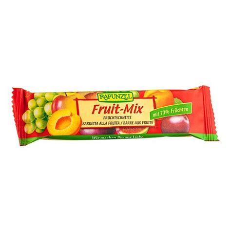 fruit bars rapunzel organic fruit bar fruit mix sun dried snacking