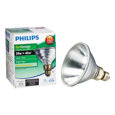 philips 45 watt equivalent halogen par38 indoor outdoor