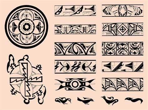 native american tribal tattoo tribal decorations