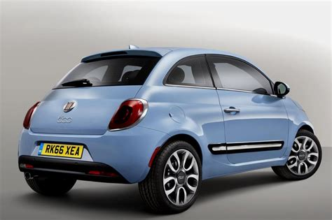 fiat new 500 new fiat 500 due in 2016 exclusive images pictures