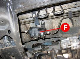 2001 Toyota Tacoma Fuel Filter Fuel Filter Replacement