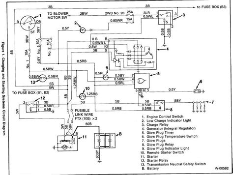 isuzu alternator wiring defender forum lr4x4 the