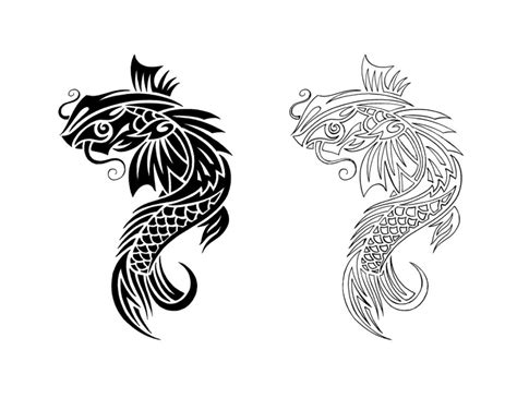 tattoo tribal patterns koi tattoos designs ideas and meaning tattoos for you