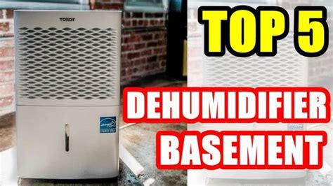 dehumidifier  basement top  dehumidifiers