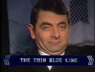 Dvd Original The Thin Line Region 2 the thin blue line tv series
