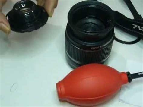 Tutup Lensa Canon 18 55mm membersihkan lensa dalam canon 18 55mm
