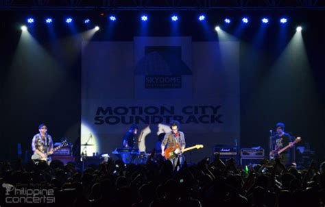 bengawan live at beyond sincere concert motion city soundtrack holds the skydome philippine