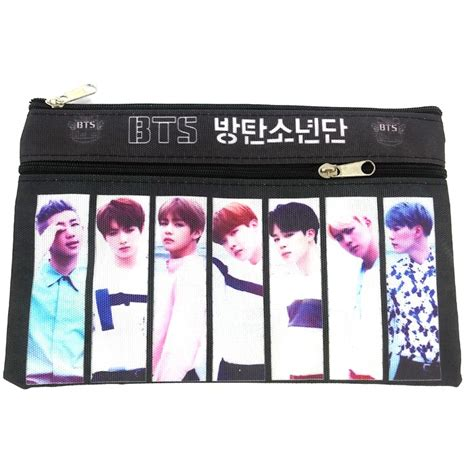 Pensil Bts bts rectangular pencil