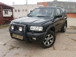 Opel Frontera 2 2 Opel Frontera 2 2 Dti 16v Rs Sport Autobazar Sk