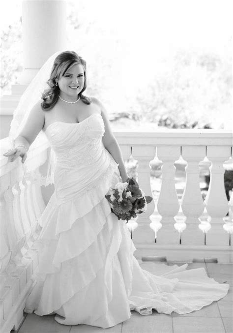 Unique plus size wedding dresses for the curvy bride from Darius Bridal