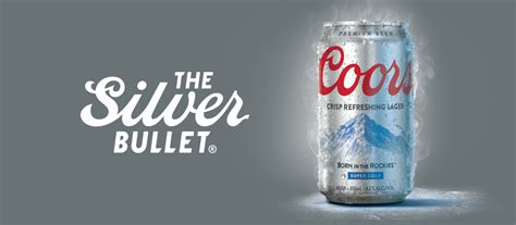 coors light cold facts coors the silver bullet