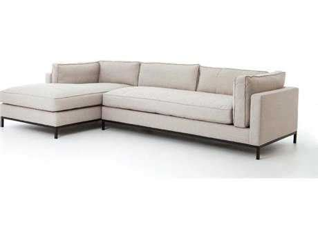 chaise atelier four atelier grammercy two sectional left arm