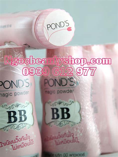 Pond S Bb Magic Powder Thailand phấn phủ pond s bb magic powder th 225 i lan