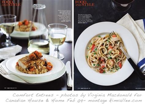 Comfort Food Entrees by Return To Sources In Cooking For 2009 At Home With