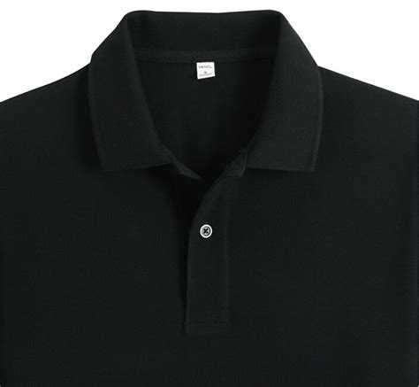 Hoodie Supply Co Hitam plain black cotton polo t shirts manufacturers china