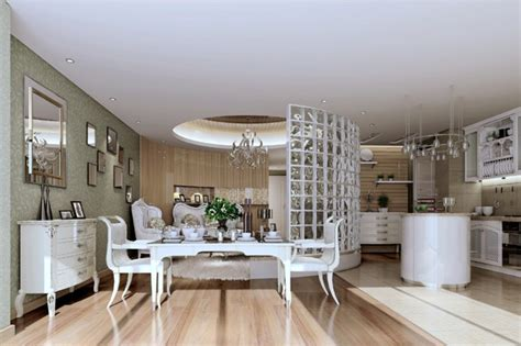 interior designs for kitchen and living room interior design living room kitchen neoclassical style