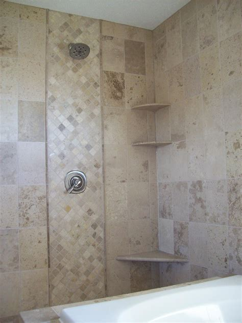 Bathroom Tub Shower Tile Ideas by Interior Simply Chic Shower Tub Tiles Ideas Bathroom Tile