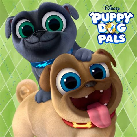 disney puppy pals puppy pals on disney channel the disney junior app join bingo rolly on all
