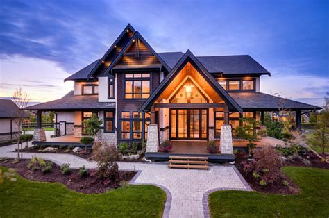 transitional home style high park transitional exterior vancouver by