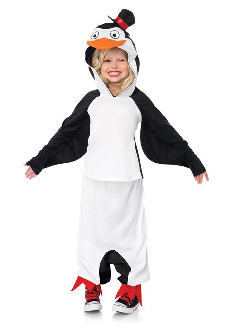 penguin costume skipper the penguin child costume