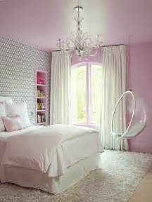 pink walls bedroom pink and gray girl s bedroom features a pink ceiling over