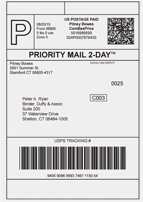 Understand The Background Of Print Usps Label Maker Ideas Usps Shipping Label Template