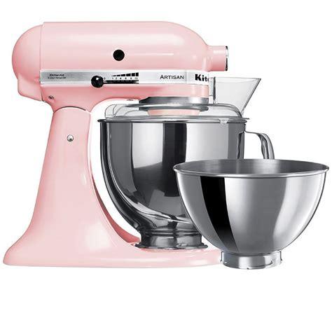 home kitchen aid kitchenaid artisan mixer ksm160 stand mixer pink fast