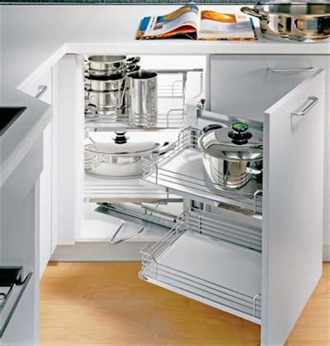 small kitchen cabinets storage corner cabinet solution