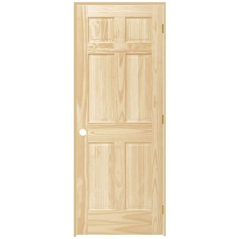 prehung interior doors home depot steves sons 32 in x 80 in 6 panel solid