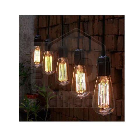 edison bulb hanging light edison vintage hanging pendant restaurant cafe