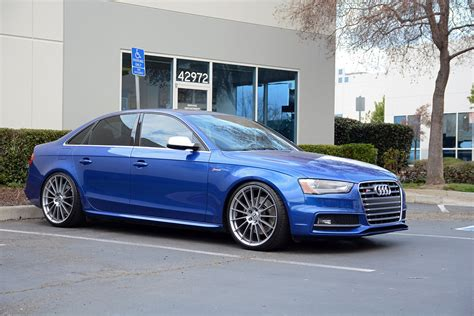 Audi S4 B8 5 Tuning by Modified B8 5 Audi S4 On Hre Wheels At 034motorsport B8