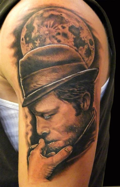 tattoo portrait pictures awesome portrait tattoo designs ego alterego com