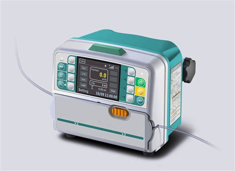 full featured full featured digital medical infusion pump with free flow