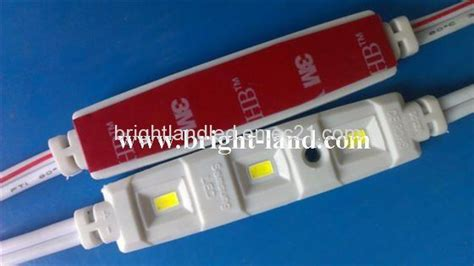 20 Pcs Lu Led Rohs Modul 5630 6 Mata Lensa samsung 5630 led module channel letter from china id