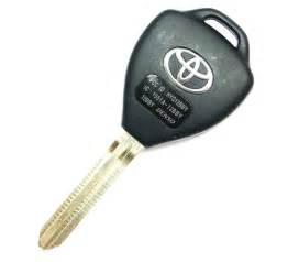 Toyota Key 2015 Toyota 4runner Remote Keyless Entry Key Fob