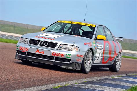 Cars Audi A4 by Audi A4 Touring Car Audi S Greatest Quattros Auto Express