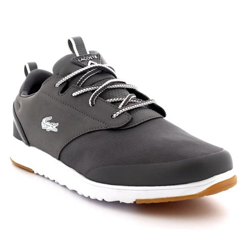 lacoste light sneakers mens lacoste light 2 0 rei sports running lace up